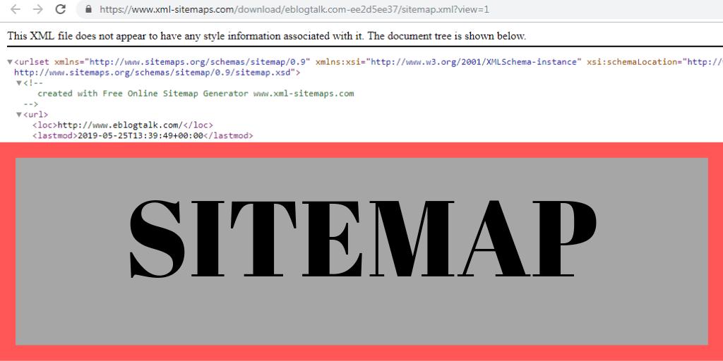Sitemap-generator