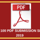 TOP 100 PDF SUBMISSION SITES 2019: This Is What Professionals Do